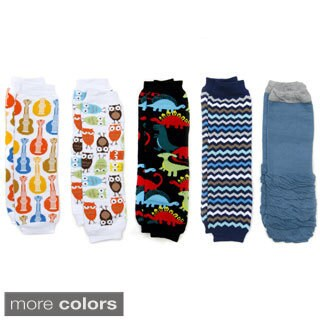 Cotton Leggings (Set of 5) (2 options available)