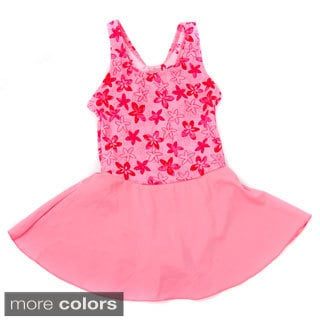 Zoey's Girls' Swimsuit Dress