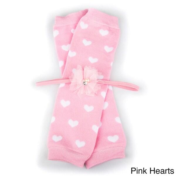Girls' Leggings and Headband Gift Set