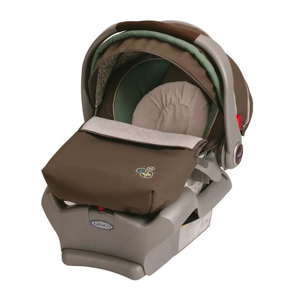 Graco SnugRide Classic Connect 35 LX Infant Car Seat In Astoria
