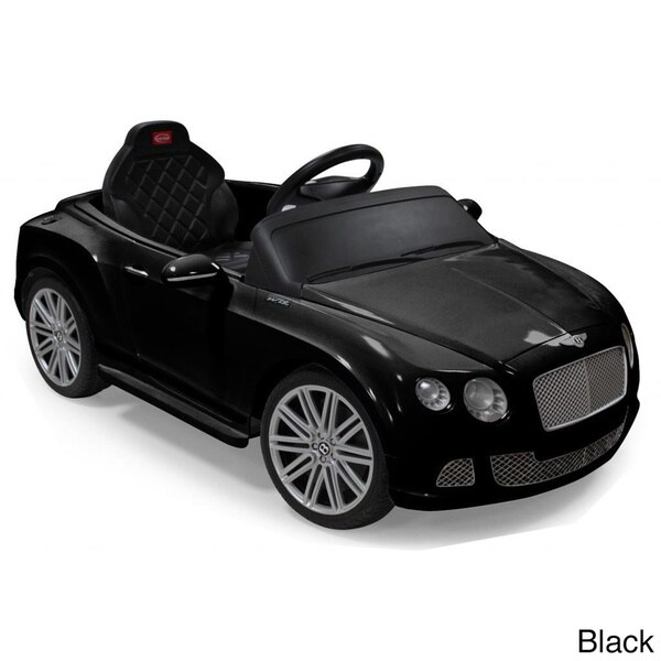 Merske Bentley GTC Rastar 6V Remote Controlled Ride-on