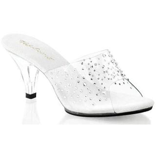 Women's Fabulicious Belle 301RS Clear/Clear