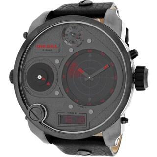 Diesel Men's DZ7297 Mr. Daddy Leather Watch