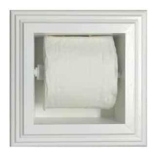 Deltona Series Recessed Toilet Paper Holder