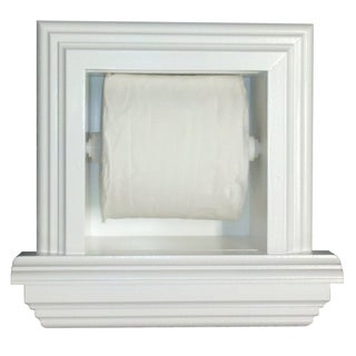 Deltona Series 2 Recessed Toilet Paper Holder