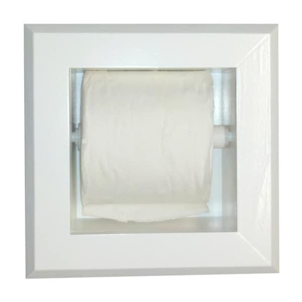 Deltona Series 7 Recessed Toilet Paper Holder