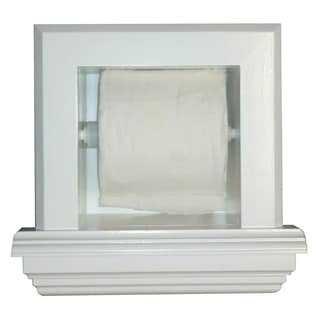 Deltona Series 10 Recessed Toilet Paper Holder