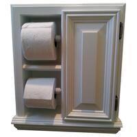 Deltona Series Deluxe Recessed Toilet Paper Cabinet