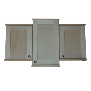 Gulfport Series OF2-243024-2.5d Offset 2 Cabinet