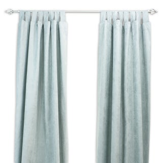 Victory Lane Surf Tab Top 96-Inch Curtain Panel