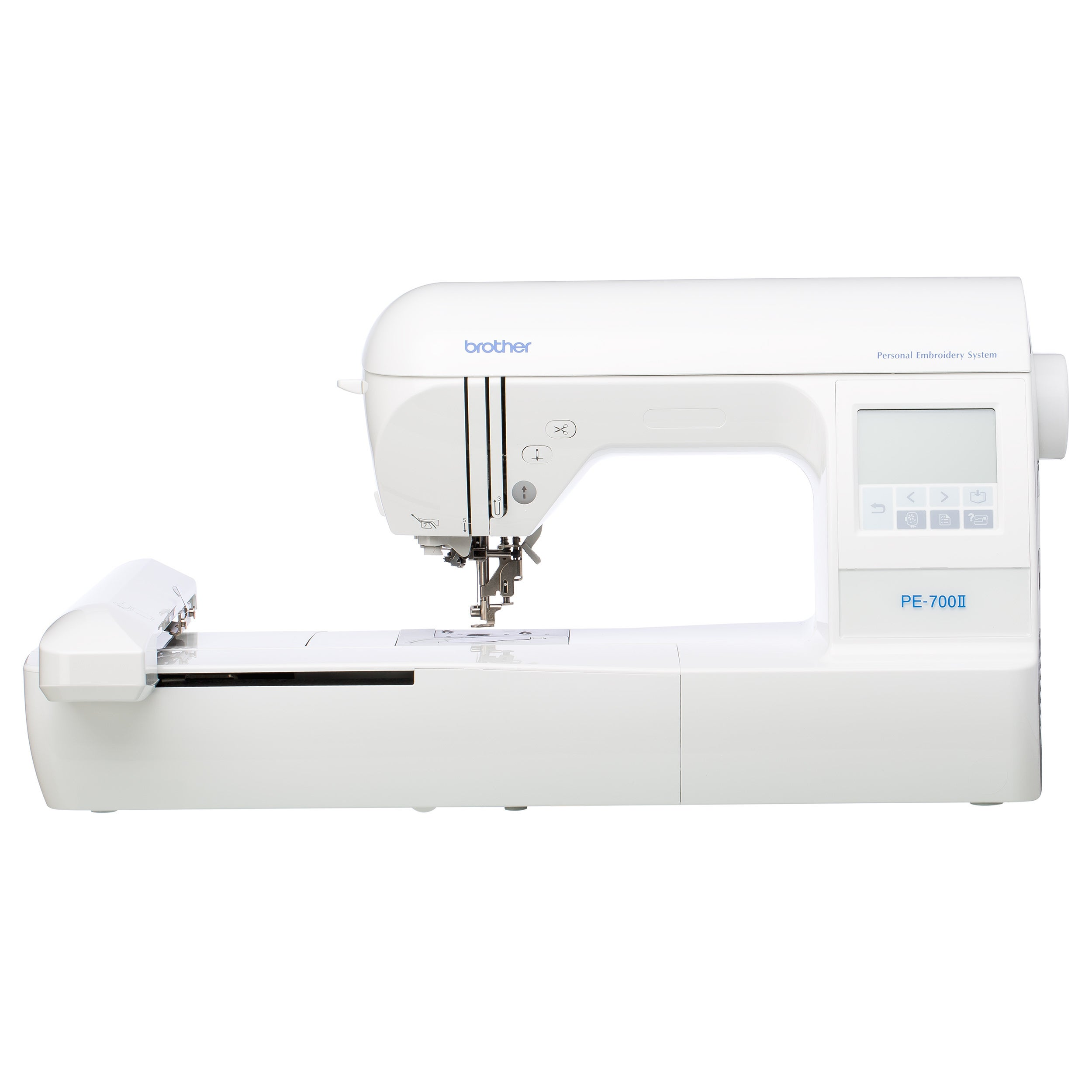 4 Hoops for Brother 5x7 PE700 Embroidery Machine