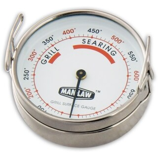 Man Law Grill Surface Thermometer