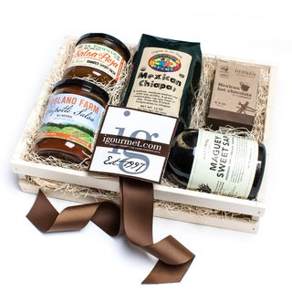 igourmet Taste of Mexico Gift Crate