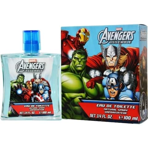 The Avengers Men's 3.4-ounce Eau de Toilette Spray