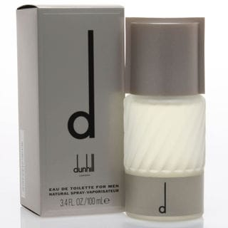 Alfred Dunhill D Men's 3.4-ounce Eau de Toilette Spray