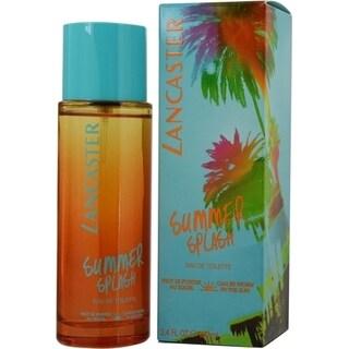 Lancaster Women's Summer Splash 3.4-ounce Eau de Toilette Spray