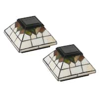 Wellington Solar Post Cap (Set of 2)