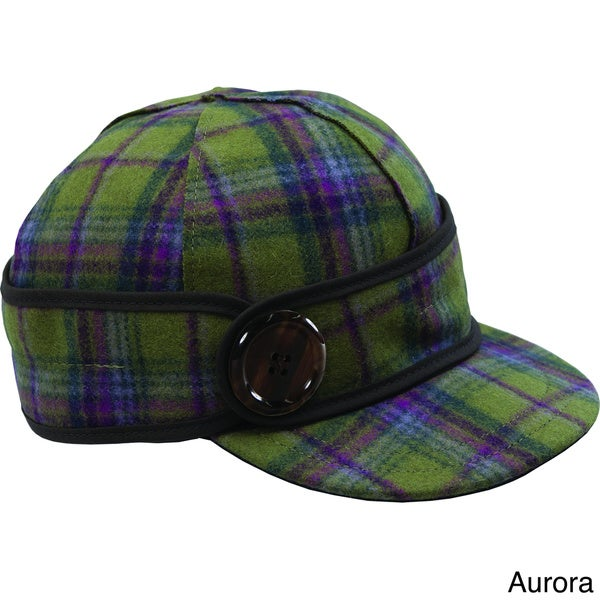 Stormy Kromer Women's 'Button Up' Hat
