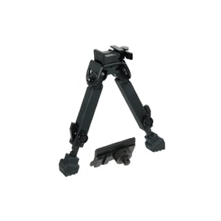 UTG Rubber Armored Full Metal QD Bipod