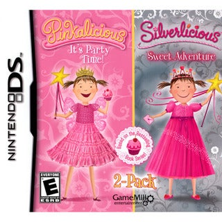 PINK & SILVER 2 PACK DS