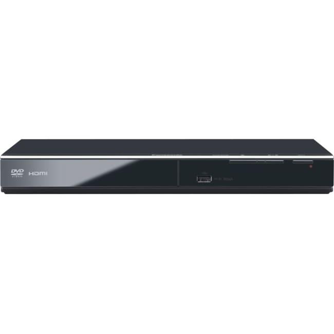 Panasonic DVD-S700 DVD Player - 1080p, Black