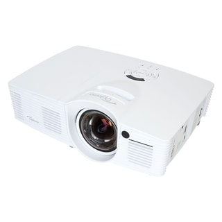 Optoma GT1080 Full 3D 1080p 2800 Lumen DLP Gaming Projector with MHL