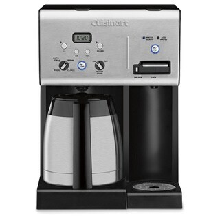 Cuisinart CHW-14 10-cup Coffeemaker with Hot Water System