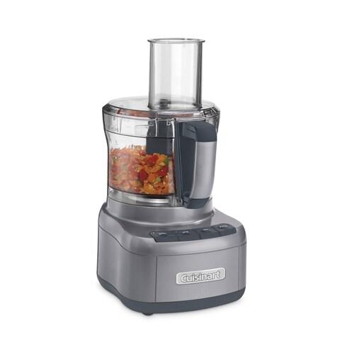 Cuisinart FP-8GM Gunmetal 8-cup Food Processor