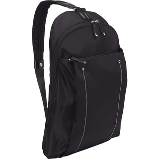 "WIB Miami City Slim Backpack for up-to 14.1"" Notebook , Tablet, eRead"
