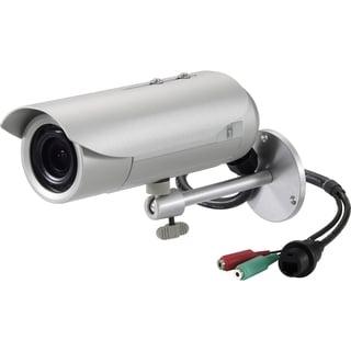 LevelOne H.264 5-Mega Pixel FCS-5064 PoE WDR IP Network Camera w/IR (