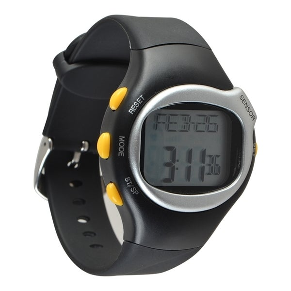 INSTEN Pulse Heart Rate Monitor Calories Counter Fitness Watch