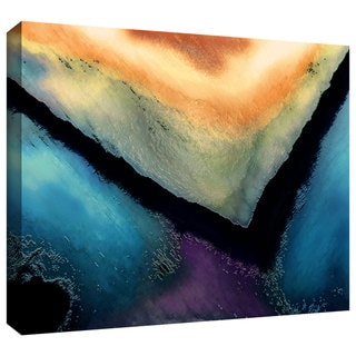 Dean Uhlinger 'The Brink' Gallery-wrapped Canvas
