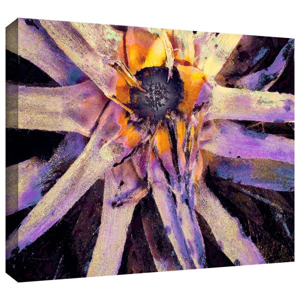 Dean Uhlinger 'Agave Glow' Gallery-wrapped Canvas - Multi