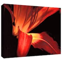 Dean Uhlinger 'Blossom Glow' Gallery-wrapped Canvas