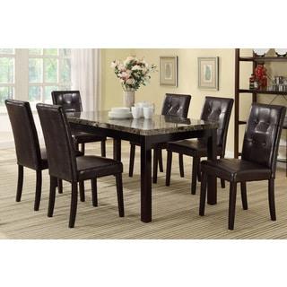 Mersin 7-piece Luxury Dining Set