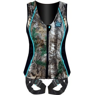 Hunter Safety System Women's Camo Contour Harness