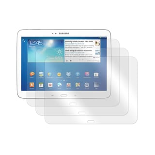 Screen Protectors for Samsung Galaxy Tab 3 10.1 in.