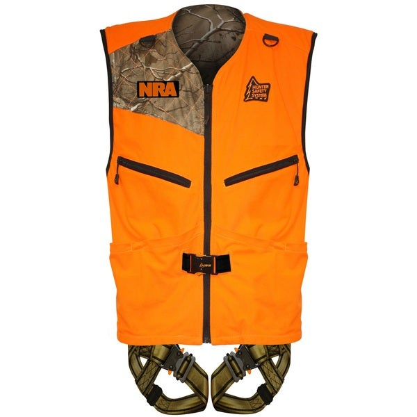 Hunter Safety System Reversible Patriot Harness thumbnail