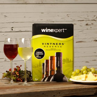 Vintner's Reserve Cabernet Sauvignon Wine Ingredient Kit