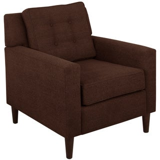 Made to Order Brown Arm Chair