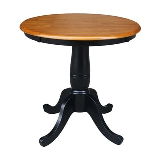 30-inch Round Pedestal Table