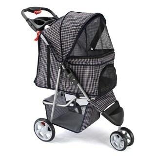 OxGord 3-wheel Pet Stroller