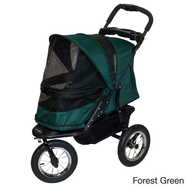 6 x 6 inch Wheel With Cup Holder Pet Stroller