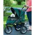 Pet Gear No-zip Jogger Pet Stroller