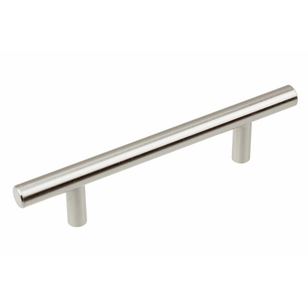 GlideRite 6-inch Solid Stainless Steel 3-inch CC Cabinet Bar Pulls (Pack of 10). Opens flyout.