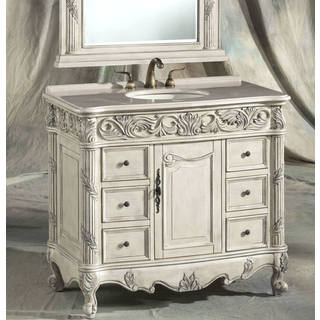 ICA Furniture Eros Single Sink Bathroom Vanity