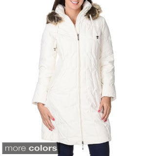 Women's 'Geneva' Down Short Coat