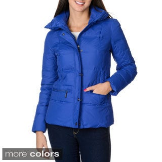 Women's Nylon Down Jacket
