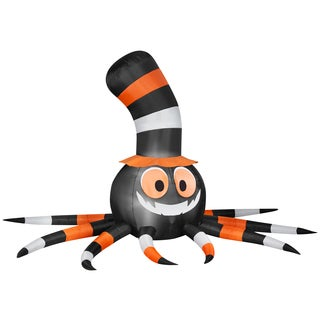 Spider with Stove-pipe Hat