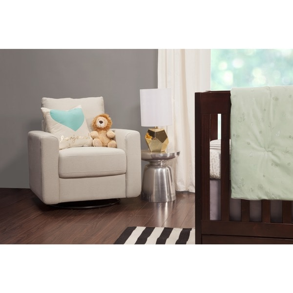 Superb Babyletto Bento Swivel Glider